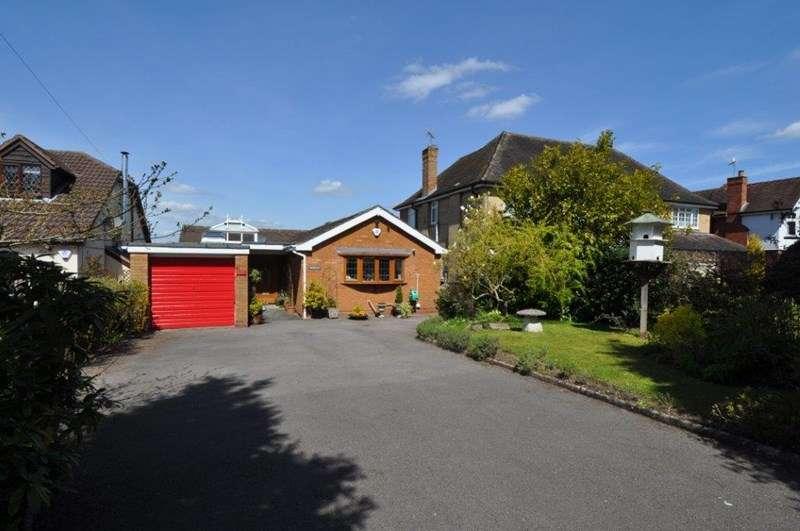 3 Bedrooms Detached Bungalow for sale in Crumpfields Lane, Webheath, Redditch
