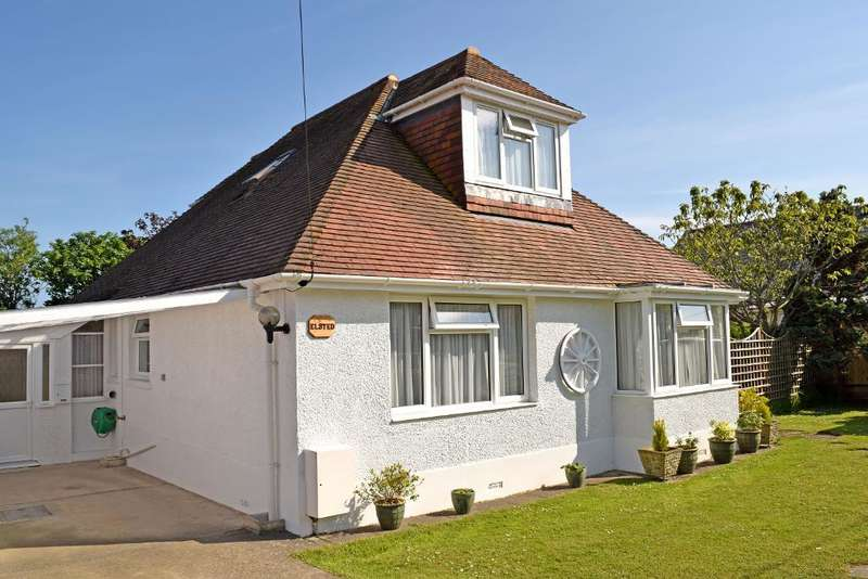 4 Bedrooms Detached House for sale in Heathfield Road, Bembridge, Isle of Wight, PO35 5UW