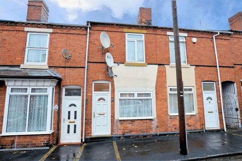 2 Bedrooms Terraced House for sale in Ethel Street, Oldbury