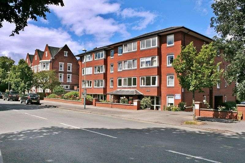2 Bedrooms Retirement Property for sale in Homespa House, Cheltenham, GL50 2NY