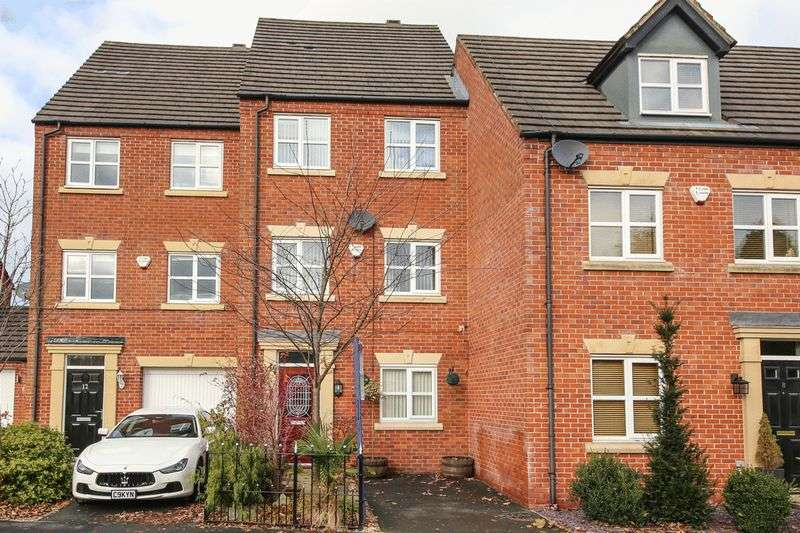 4 Bedrooms House for sale in Wennington Road, Highfield