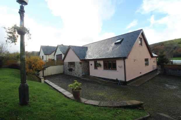 4 Bedrooms Detached Bungalow for sale in Felinfach, Lampeter, Ceredigion, SA48 7PG