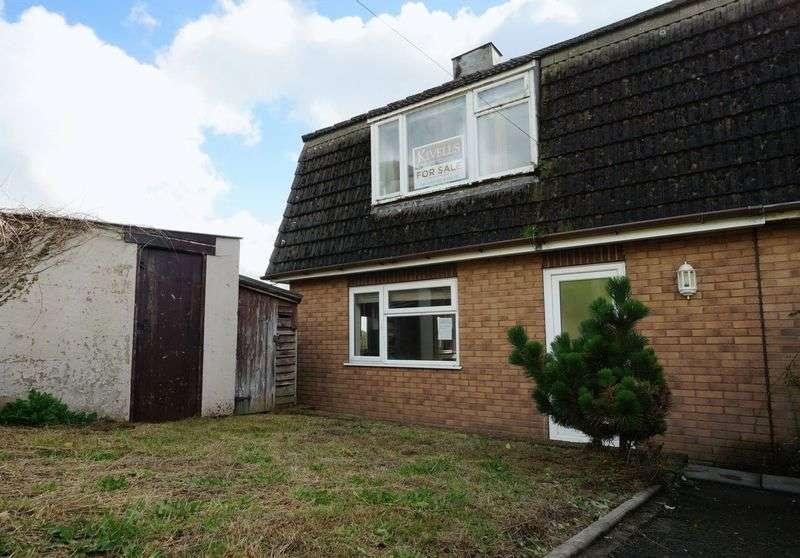 3 Bedrooms Semi Detached House for sale in Rilla Mill, Callington