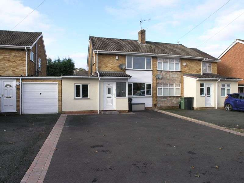 4 Bedrooms Semi Detached House for sale in STOURBRIDGE, Wordsley, Bells Lane