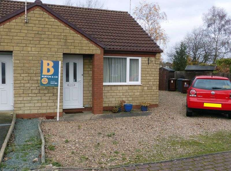 1 Bedroom Semi Detached Bungalow for sale in Strubby Close, Lincoln