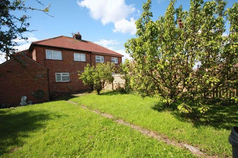 3 Bedrooms Semi Detached House for sale in Seaton Crescent, Staithes