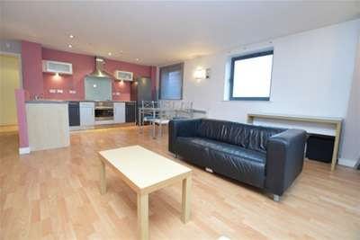 2 Bedrooms Flat for rent in West One Tower, Cavendish Street, S3 7SH