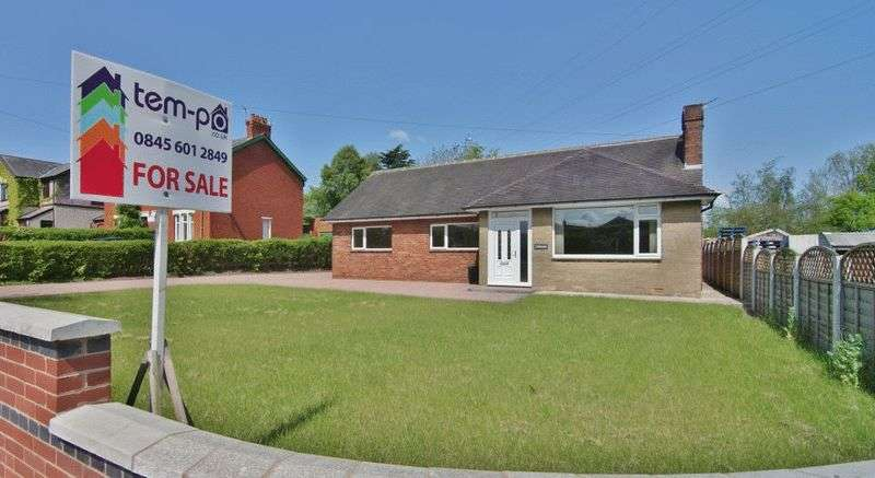 3 Bedrooms Detached Bungalow for sale in Preston New Road, Freckleton PR4 1HN