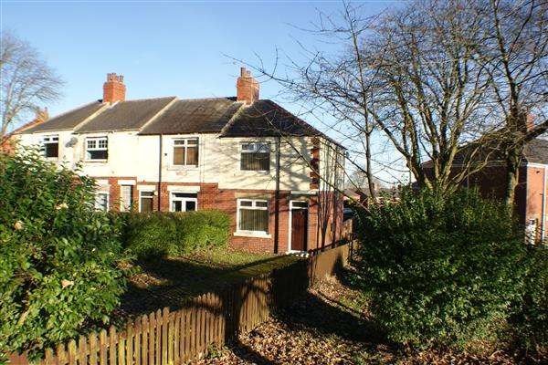 2 Bedrooms End Of Terrace House for sale in Annfield Place, Annfield Plain