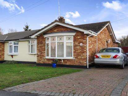 2 Bedrooms Bungalow for sale in Witham