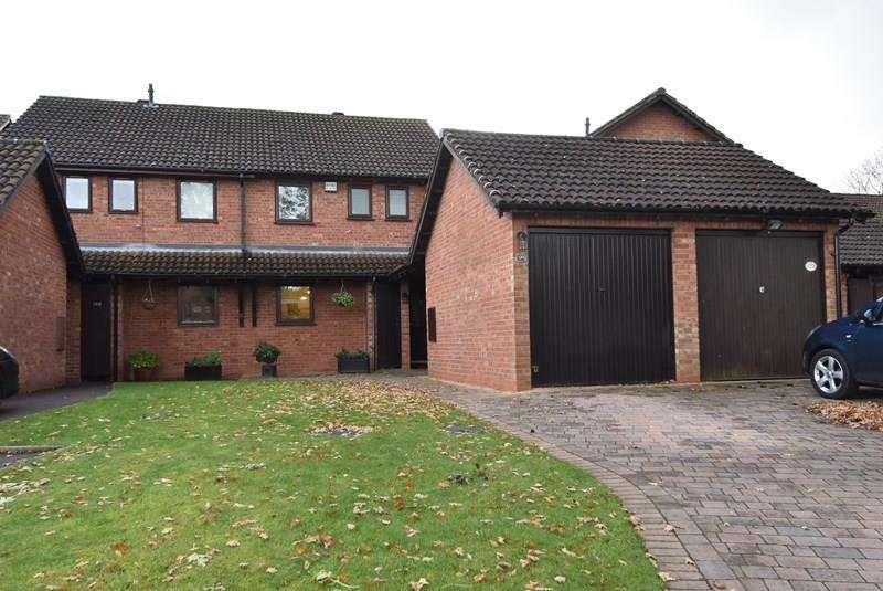 3 Bedrooms Semi Detached House for sale in Oak Farm Road, Bournville, Birmingham