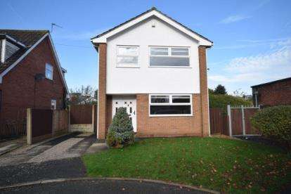 3 Bedrooms Detached House for sale in Cowan Way, Widnes, Cheshire, WA8