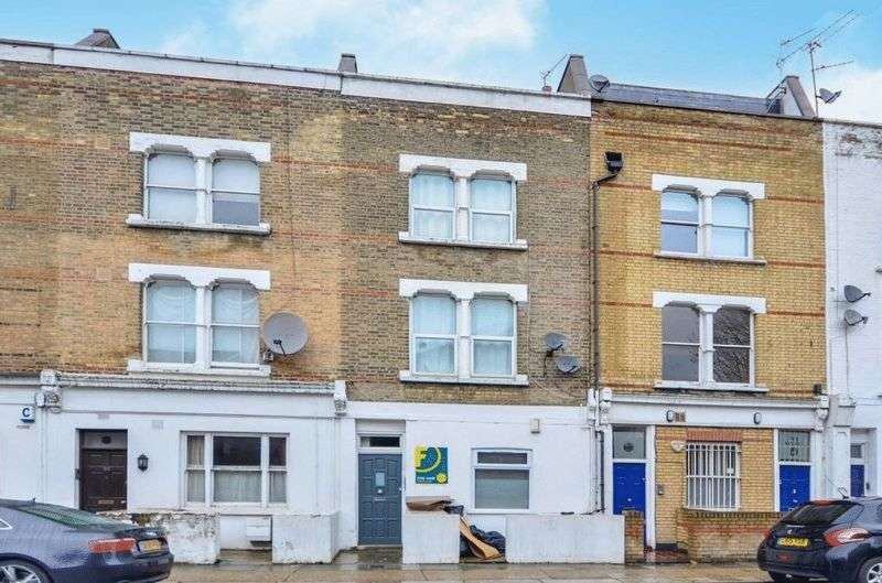 2 Bedrooms Flat for sale in Greyhound Road, W6 8NJ