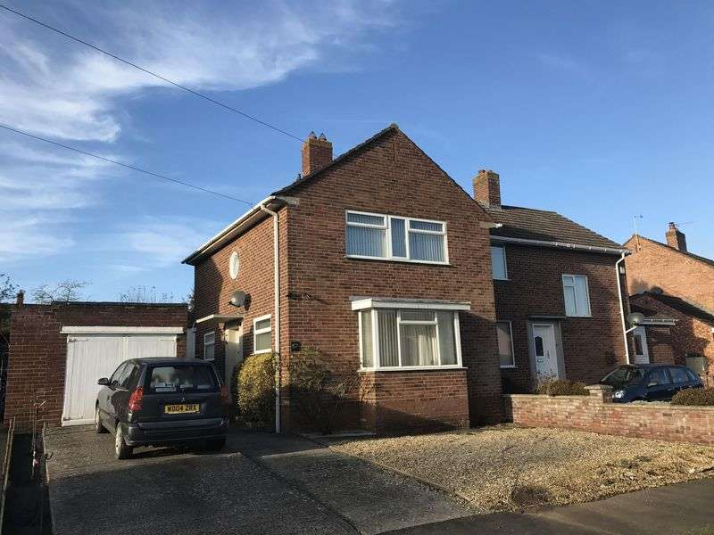 3 Bedrooms Semi Detached House for sale in Woodbury Road, Bridgwater