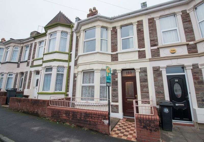 3 Bedrooms Terraced House for sale in Victoria Avenue, Redfield