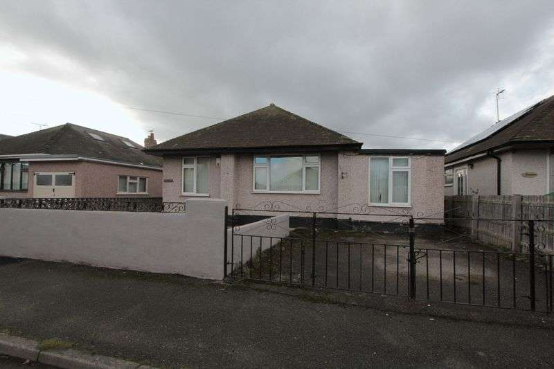 3 Bedrooms Detached Bungalow for sale in Bryn Road, Towyn