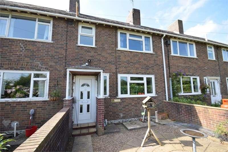 2 Bedrooms Terraced House for sale in Pentre, Pyle, Stormy Down, Bridgend CF33 4RT