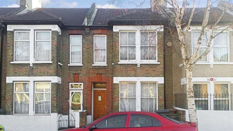 4 Bedrooms Terraced House for sale in Pevensey Road, London