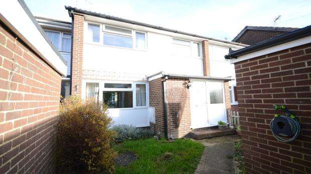 3 Bedrooms Terraced House for sale in Hazel Drive, Woodley, Reading