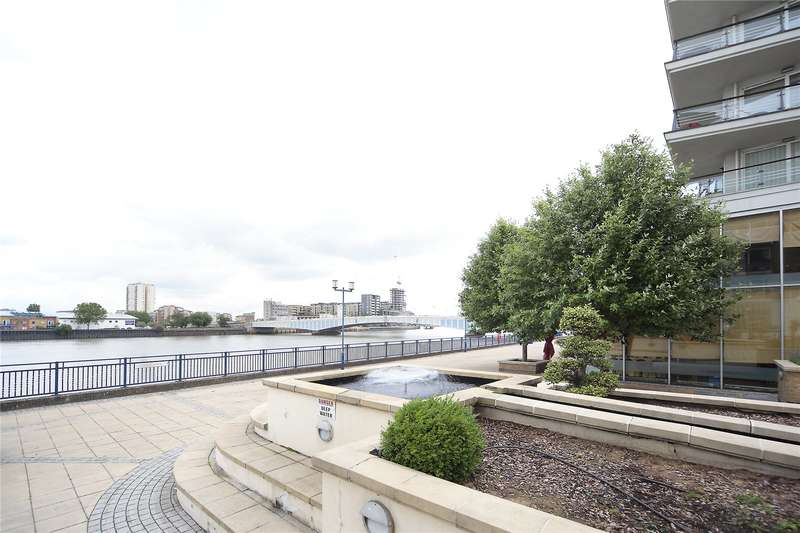 2 Bedrooms Flat for sale in Omega Building, Smugglers Way, Wandsworth, London, SW18