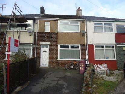 3 Bedrooms Terraced House for sale in Furness Avenue, Little Harwood, Blackburn, Lancashire
