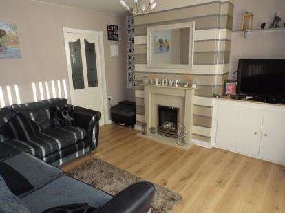 2 Bedrooms End Of Terrace House for sale in Lords Street, Cadishead, Manchester, Greater Manchester