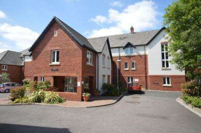 1 Bedroom Retirement Property for sale in Rowleys Court, Sandhurst Street, Oadby, Leicester