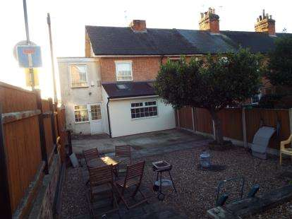 2 Bedrooms Terraced House for sale in Woodborough Road, Nottingham, Nottinghamshire