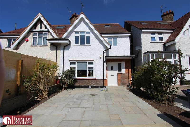 5 Bedrooms House for sale in Montpelier Rise, NW11
