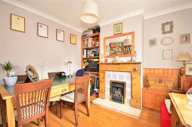 2 Bedrooms Terraced House for sale in Hunnyhill, Newport, Isle of Wight