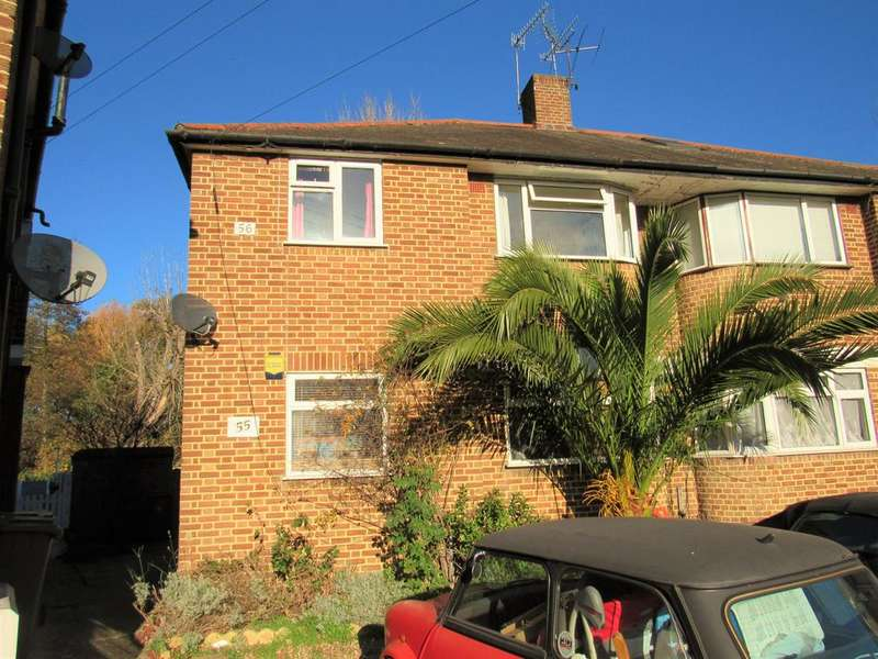 2 Bedrooms Maisonette Flat for sale in Reynolds Close, Carshalton, Surrey, SM5 2AY