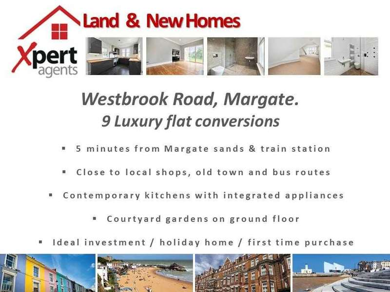 2 Bedrooms Flat for sale in Westbrook Road, Margate