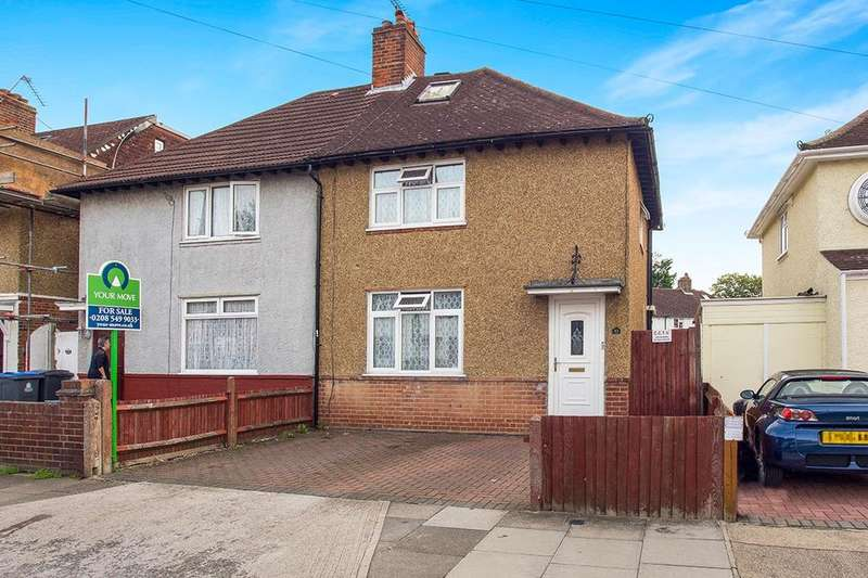 3 Bedrooms Semi Detached House for sale in Douglas Road, Kingston Upon Thames, KT1