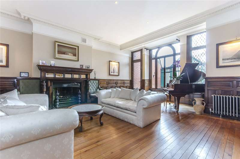 8 Bedrooms Detached House for sale in Clapham Common South Side, Clapham, London, SW4