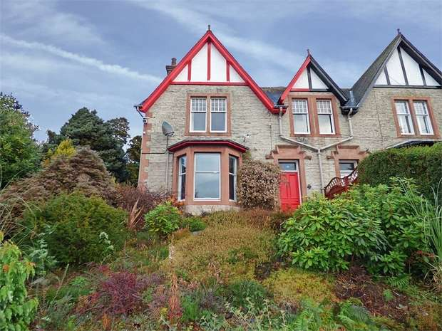 3 Bedrooms Semi Detached House for sale in Melrose Road, Galashiels, Scottish Borders