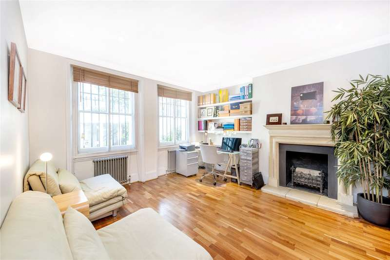 2 Bedrooms Maisonette Flat for sale in Redcliffe Gardens, London, SW10