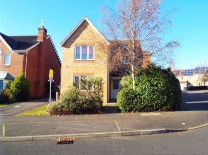4 Bedrooms Detached House for sale in Fairway Drive, Carlton, Nottingham