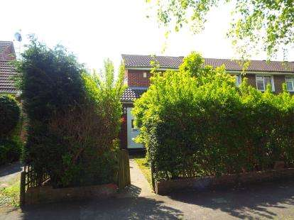 3 Bedrooms End Of Terrace House for sale in Oak Close, Little Stoke, Bristol, Gloucestershire