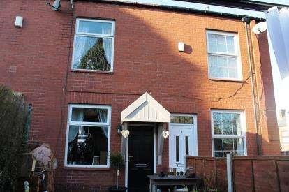 2 Bedrooms Terraced House for sale in Sykes Street, Hyde, Greater Manchester
