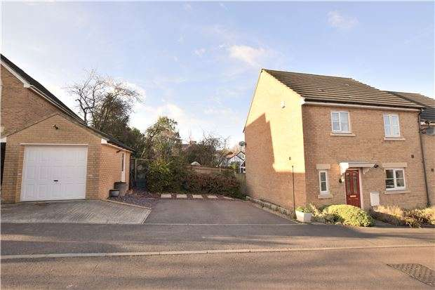 3 Bedrooms Semi Detached House for sale in Roy King Gardens, Warmley, BS30 8BQ