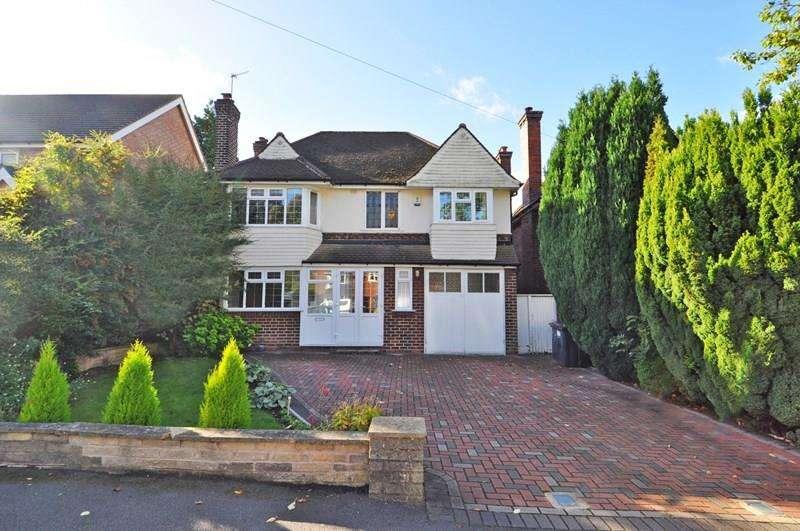 4 Bedrooms Detached House for rent in Moorcroft Road, Moseley, Birmingham