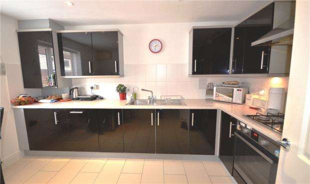 3 Bedrooms Terraced House for sale in Downside Close, Basingstoke, Hampshire