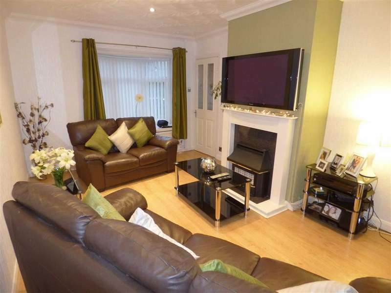2 Bedrooms Property for sale in Borrowdale Drive, Marland, Rochdale, Lancashire, OL11
