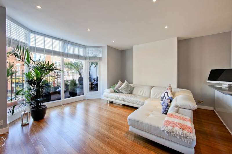2 Bedrooms Flat for sale in Finchley Road, London NW2