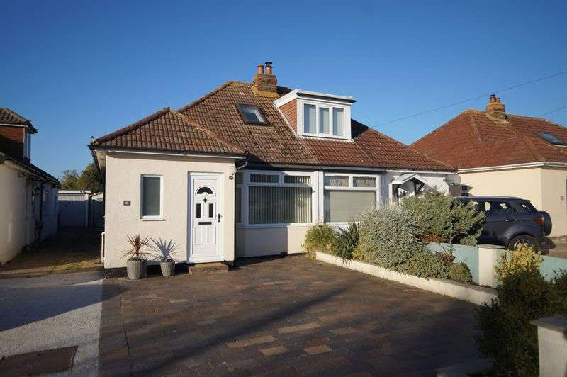 3 Bedrooms Semi Detached Bungalow for sale in Merton Avenue, Portchester, Fareham, PO16