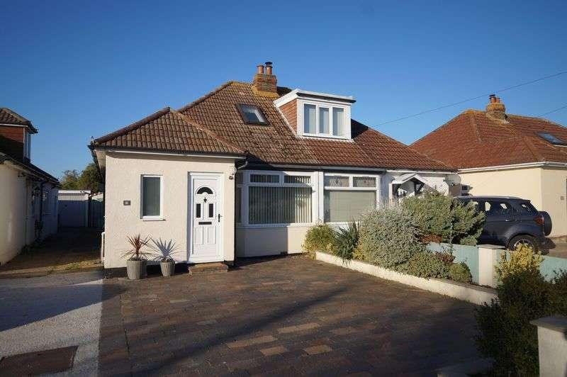 3 Bedrooms Semi Detached Bungalow for sale in Merton Avenue, Portchester, Fareham, PO16
