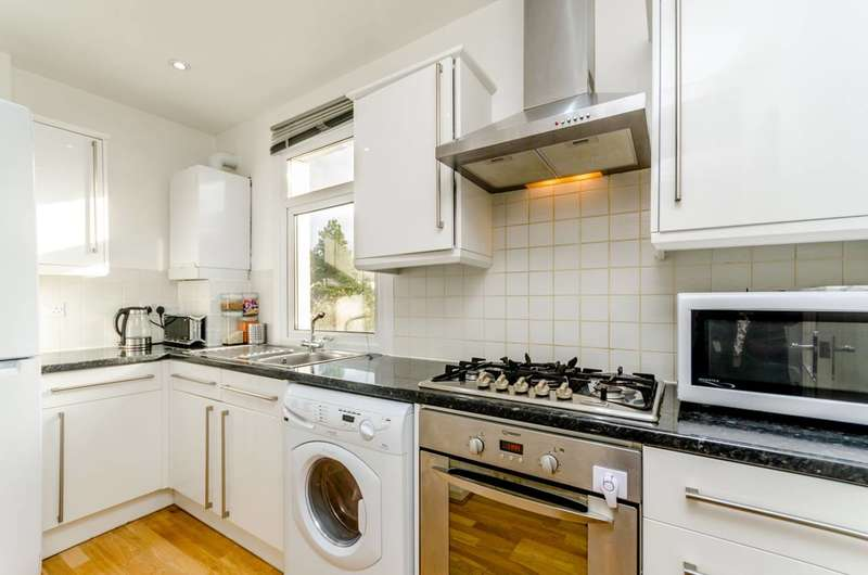 2 Bedrooms Maisonette Flat for sale in Holmesdale Road, Selhurst, SE25