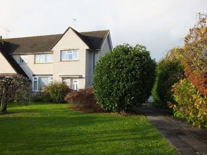 3 Bedrooms Semi Detached House for sale in Station Road, Abergavenny