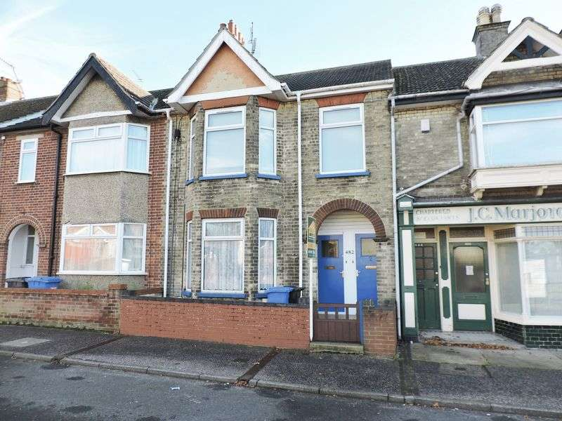 3 Bedrooms Terraced House for sale in London Road South, Lowestoft
