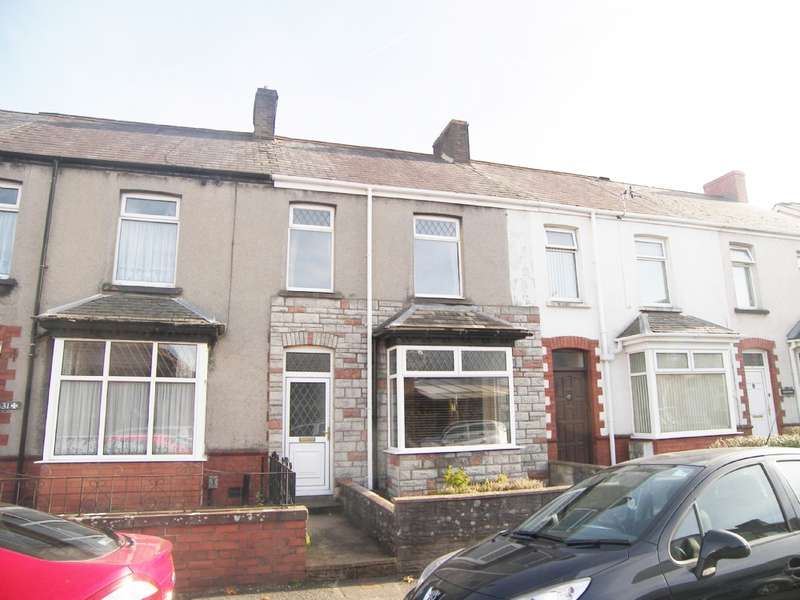 3 Bedrooms Terraced House for sale in Woodland Road, Neath.